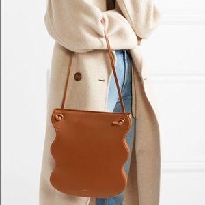 MANSUR GAVRIEL Ocean leather tote NWT + dust bag
